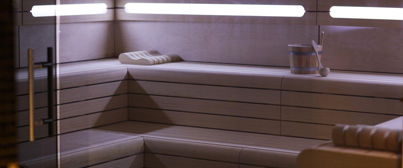 sauna spa iberostar