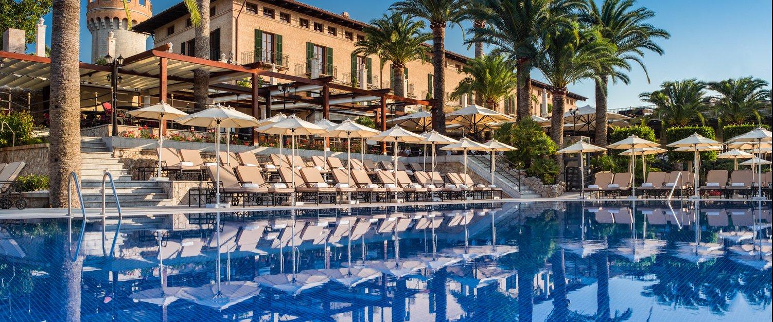 Castillo Son Vida Luxury Hotel