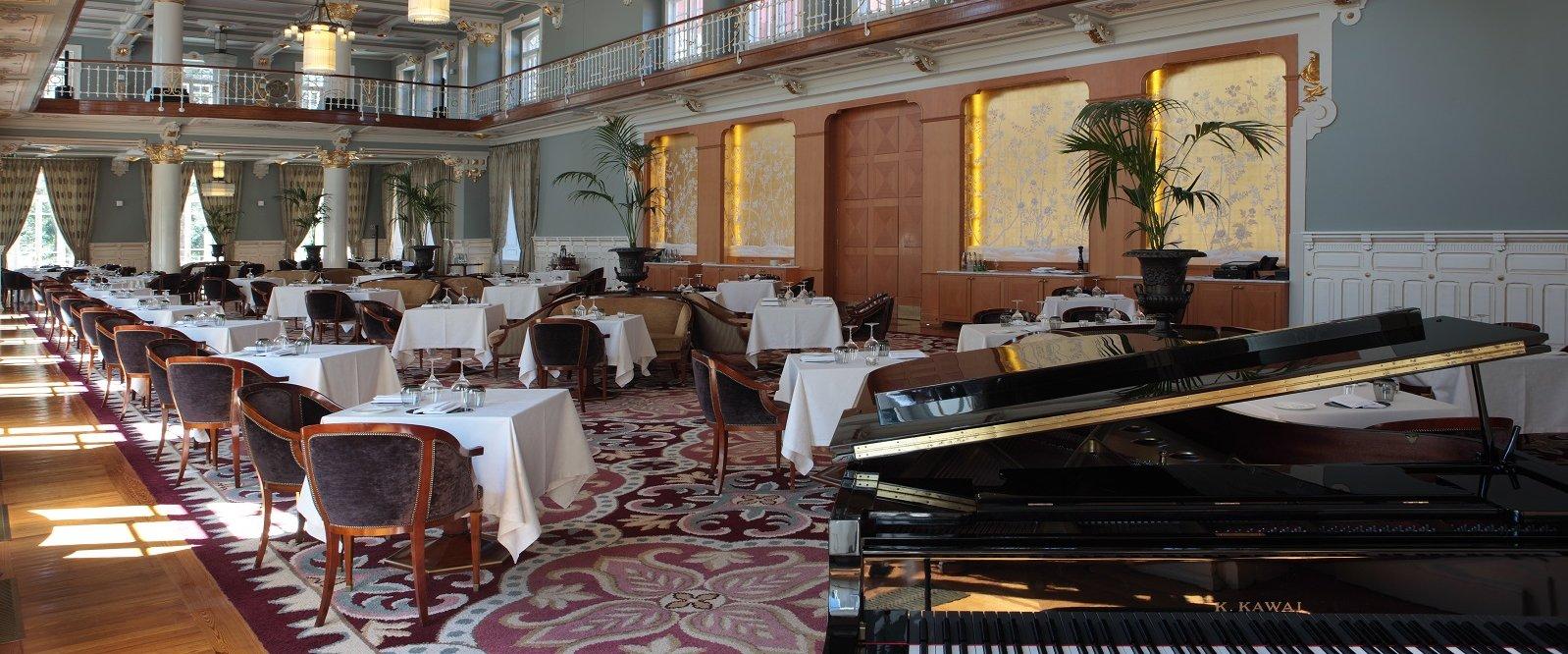 the ballroom vidago palace