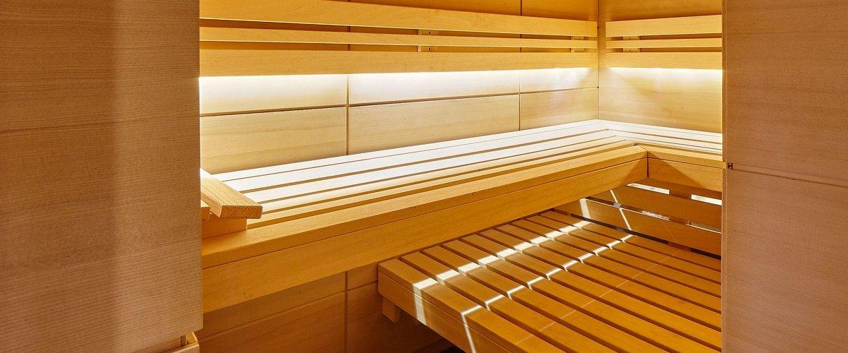 sauna hotel domine