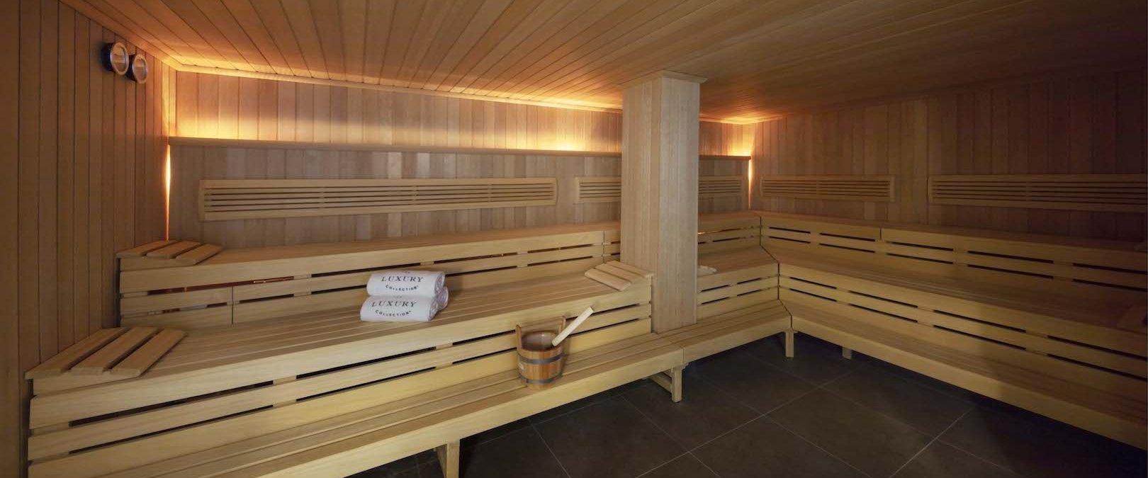 castillo son vida sauna