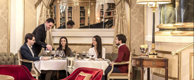 L'Éclair Restaurant El Palace