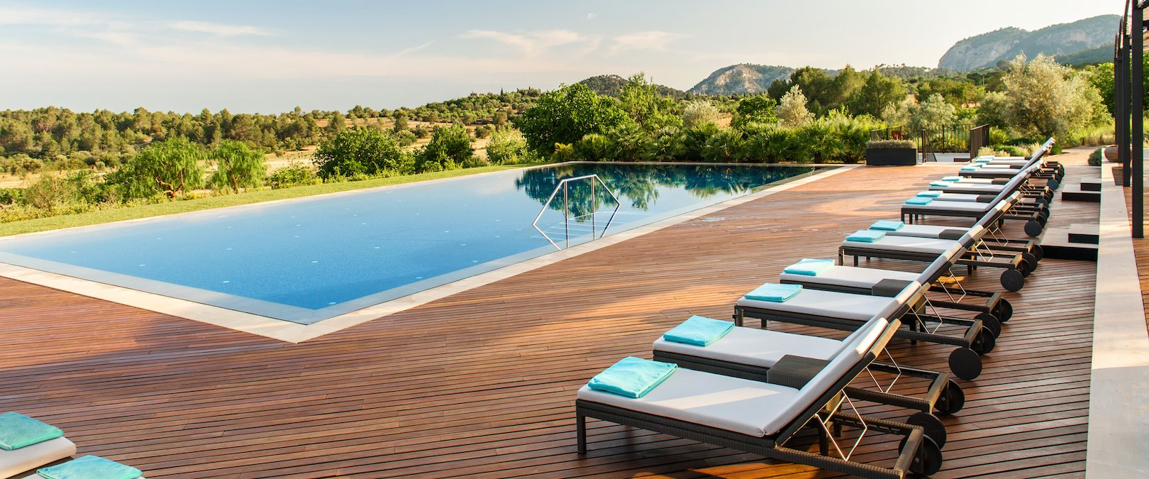Castell Son Claret Panoramic Pool