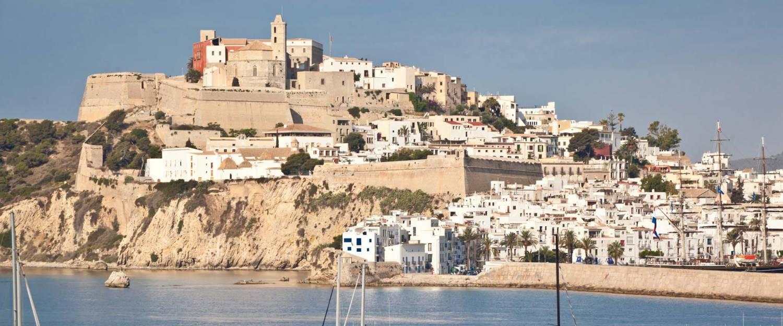 Ocean Drive Ibiza views