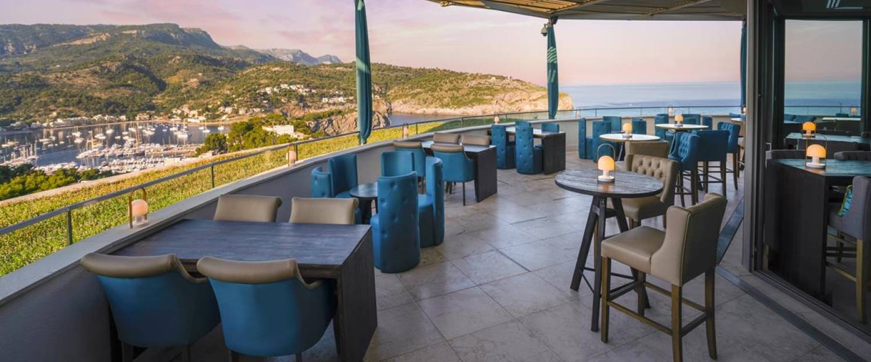 Sunset Sushi Lounge jumeirah