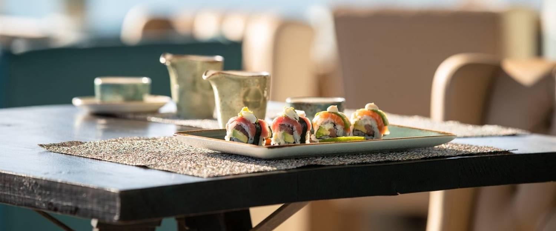 sunset sushi jumeirah