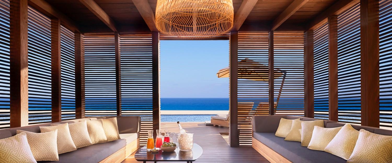 Stay at Nobu Hotel Los Cabos