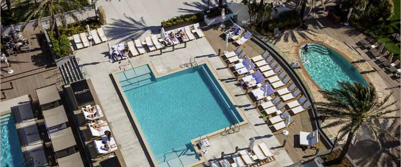 Nobu pools Miami