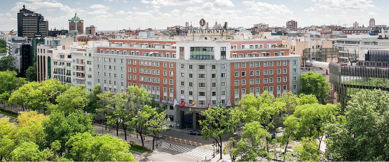 Intercontinental Madrid Hotel