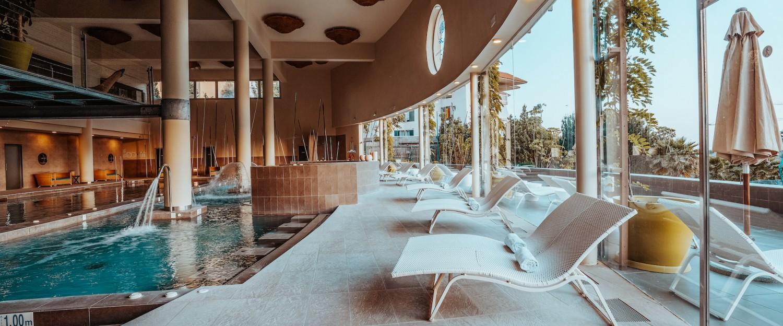 Higueron Hotel Spa en Hotel Treats