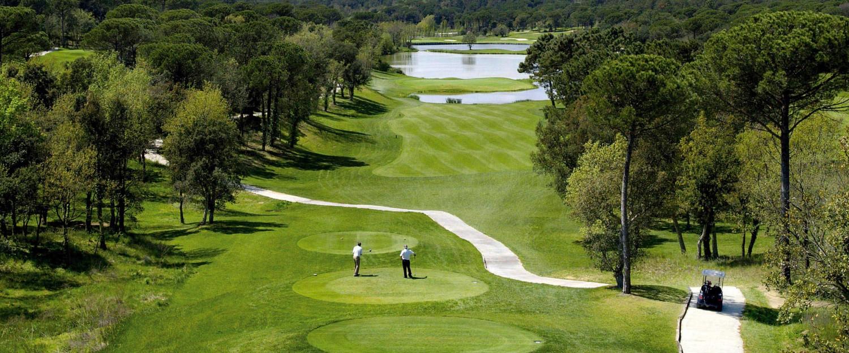 PGA Green Fee en Hotel Treats