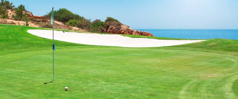 Golf playa