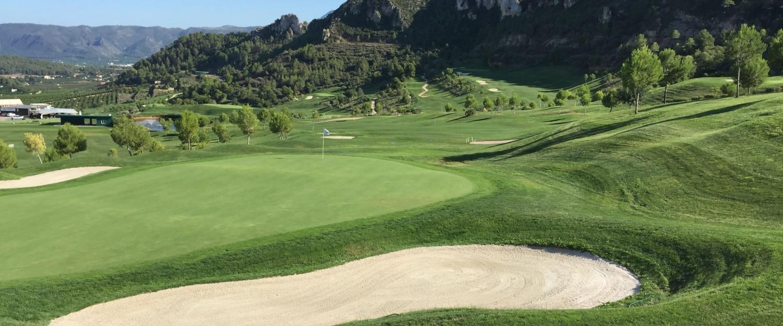 campo de golf valencia