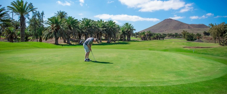 Costa Teguise Golf Green Fee