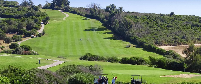 alcaidesa links golf
