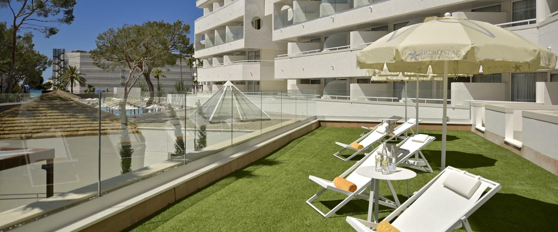 iberostar terrace